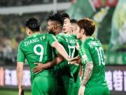 国安9连胜刷新中超纪录,上港恒大主场经历惊魂