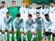 U18賽事丨英格蘭U18青年隊大名單公布