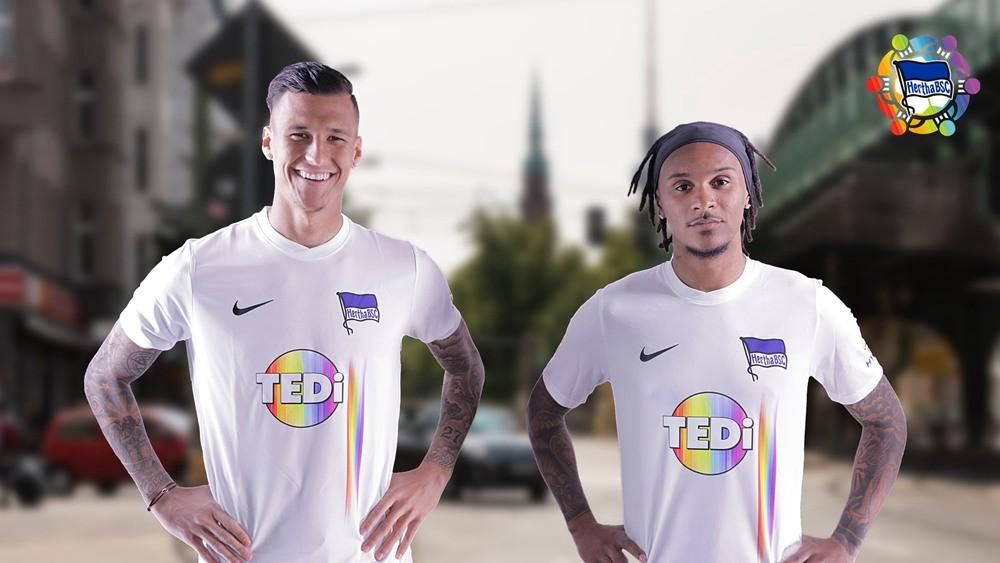 201819赛季主客场球衣首都格调!耐克颁布柏林赫塔