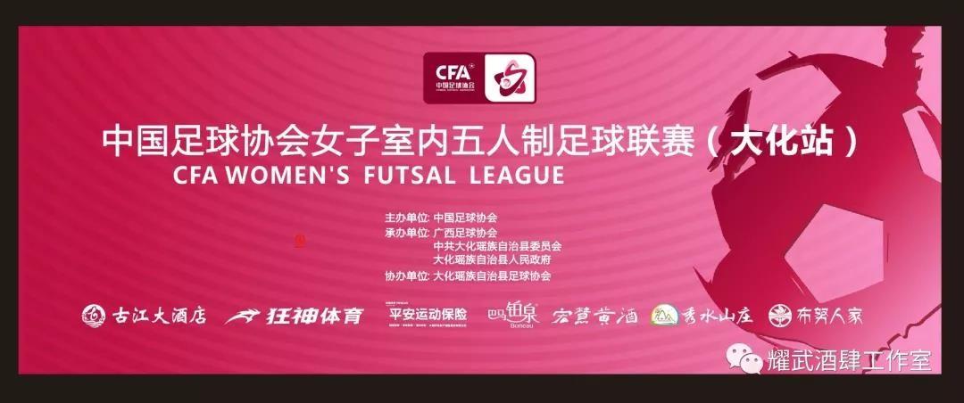 大化瑶族自治县足球协会协办