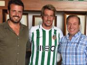 官方:科恩特朗回归葡超球队