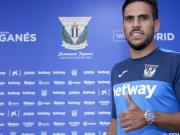 官方:莱加内斯签下雷西奥