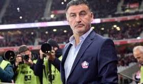里尔主教练加尔蒂耶当选本赛季法甲官方最佳教练