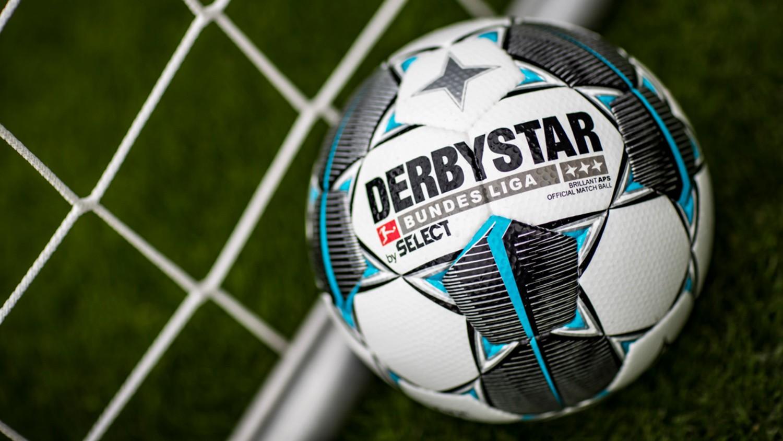 Derbystar发外德甲201920赛季官方竞争用球