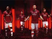 AC米兰新赛季球衣发布,庆祝球队成立120周年!