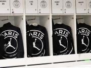 Jordan × PSG联名系列现身大巴黎训练场