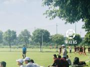 """2019""""熊猫杯""""国际青年足球锦标赛开赛在即,昨..."""