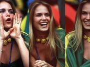 1998年世界杯看台上的苏珊娜,是多少球迷的青春初恋