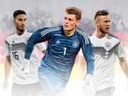 努贝尔、瑟尔达和托伊歇特入选德国U21欧洲锦标赛