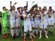 青训之巅,奥西耶克梯队包揽各级国家杯冠军