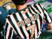 闪灵再现,Fokohaela为C罗推出特别版尤文图斯球衣