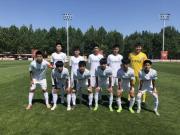 "U19对决,广州富力5:1""爆打""华夏幸福"