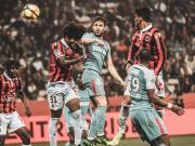 法甲收官战摩纳哥0-2不敌尼斯,排名倒数第四成功保级