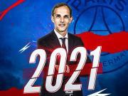官宣:大巴黎与图赫尔续约至2021年