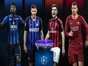 意甲末轮将迎来关键战, 四队将共同争夺欧冠席位