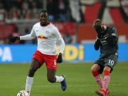 球员观察:阿森纳关注的莱比锡中卫科内特