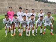 青超联赛U14 多点开花,贵州恒丰主场3-2战胜四川FC