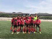 青超联赛 U13,贵州恒丰客场1-5陕西师范大学附属中学