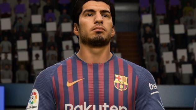 西甲与EA Sports续约五年 — 巴塞罗那