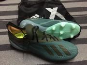 阿迪达斯新配色X 18.1足球鞋谍照曝光