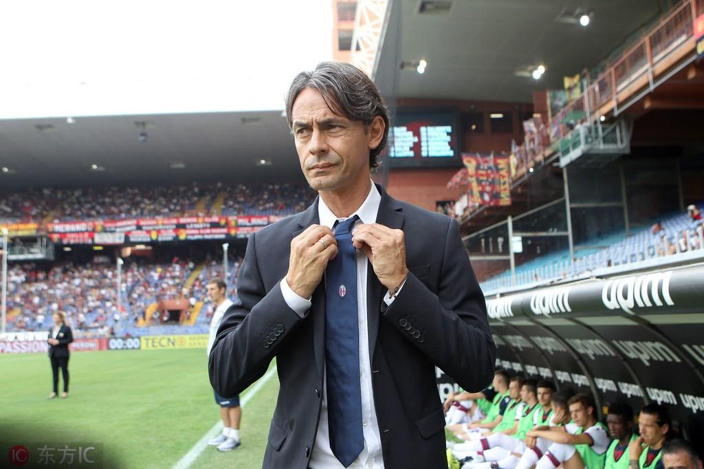 因扎吉:希望米兰和拉齐奥踢平,然后两队都能晋级欧冠 — AC米兰