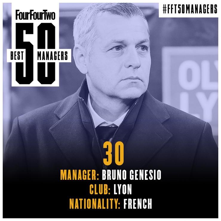 442评年度世界足坛50大教练