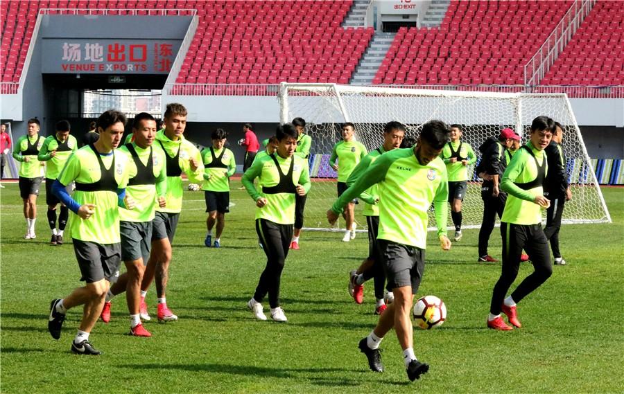 赛前-2018中甲联赛第30轮: