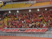 战报:武汉卓尔0-0河南建业