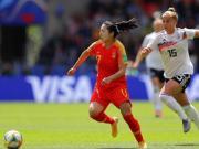 中国女足展现铿锵玫瑰坚韧品格,小负德国但赢