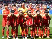中国女足世界杯首战输球,但铿锵玫瑰未来可期