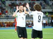 独中两元,阿瑙渴望帮助球队取得欧洲杯资格