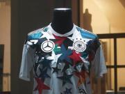 好心分手,梅赛德斯-奔驰推出德国国家队特别版球衣