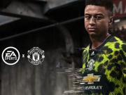 adidas × EA Sports联名曼联球衣发布!