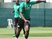 红白战士凯塔-巴尔德正在积极备战下周举行的非洲杯...