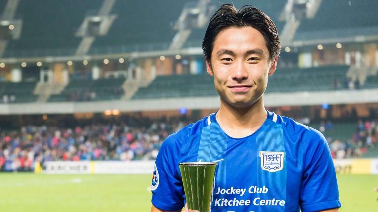 杰志郑展龙世界波当选2018亚冠最佳进球奥斯卡、