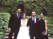看得我想谈恋爱了!达德尔办婚礼,迭戈-洛佩斯、博...