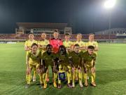 女足足协杯决赛首回合 江苏苏宁女足客场1-1上海