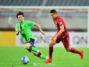 2016年亚冠1/4决赛,首回合:上海上港0-0...