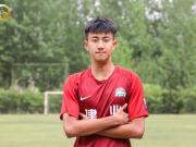 專訪:U19隊長杜智軒,追逐夢想的足球少年!