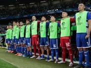 巴拉圭在美洲杯B组小组赛第二轮1-1战平阿根廷,...