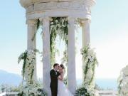 恭喜球员马里奥-格策与女友安凯瑟琳举办婚礼!