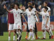 日本足球闪耀美洲赛场,恰完柠檬之后看看我们差距到底在哪
