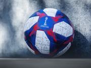 经典再现,2019法国女足世界杯淘汰赛阶段比赛用球发布