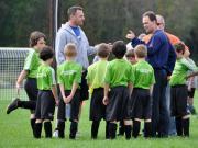 教练如何改善与家长之间的关系