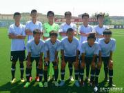 青超U14:大连一方4-0延边北国取四连胜