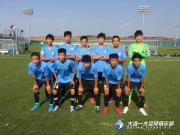 青超U15:徐酩轩传射建功,大连一方2-2鞍山飞阳