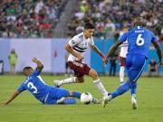 在昨天结束的美金杯小组赛中,墨西哥3:2战胜马提...