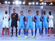 南亚之虎!印度国家队2019亚洲杯球衣发布!