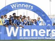 争取卫冕!西班牙人U12将参加国际LaLiga希望之星杯