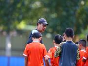 感谢信背后的故事-------尹明,一个低调尽职的好教练